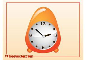 Reloj Despertador Vector