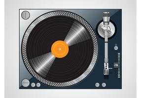 Vector Turntable Design