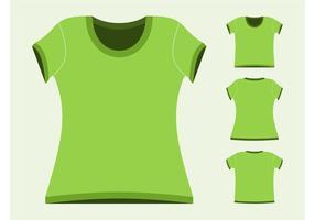 T-shirts vectoren