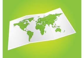 Mapa Mundial de Vetores