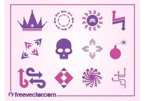 Cool Icon Vectors