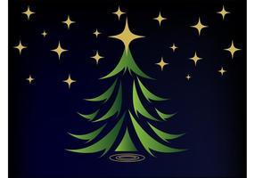 Graphique vectoriel de cartes de Noël