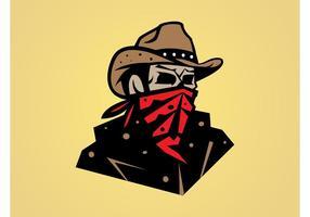 Vector-cowboy