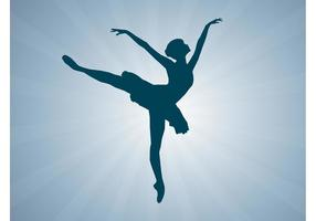 Vector Ballerina