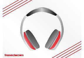 Headphones Vector Graphics