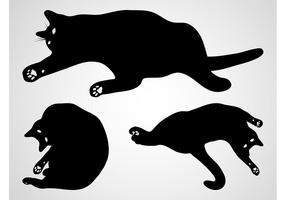 Gatos Vector