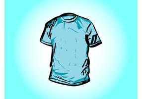 Gráficos vectoriales de la camiseta