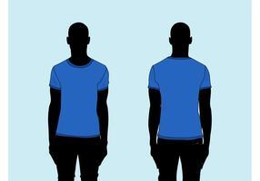 Men's T-Shirt Vector