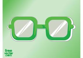 Etiqueta engomada de los vidrios