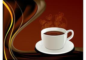 Fondo del café
