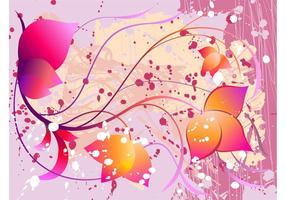 Decorative Vector Flowers