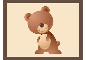 Vecteur ours mignons
