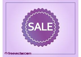 Sale Badge Vector