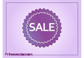 Sale Badge Vector