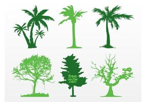 Exotic Trees Vectors