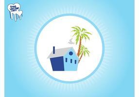 Vector huis icoon