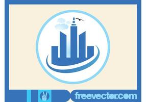 Skyscrapers Vector Icon