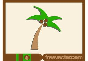 Palm Icon Vektor