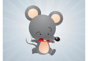 Souris Vector Cartoon