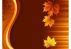 Herbst Blätter Hintergrund