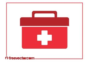 Medical Bag Vector