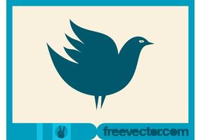 Bird-icon-vector