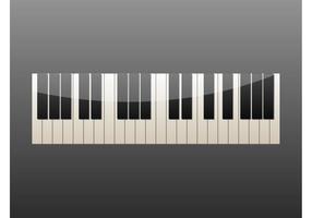 Vektor-Tastatur