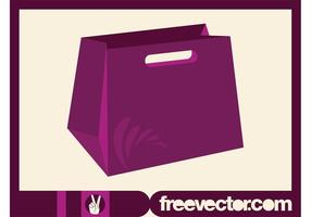 Vector Shopping Bag