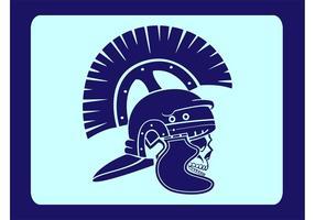 Roman-helmet-vector