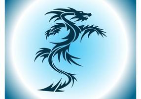 Dragon Tattoo in Bubble