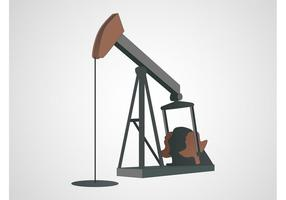 Oil-pump-vector