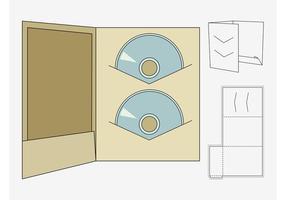 Dubbele CD-hoesje