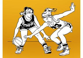 Filles de basket-ball
