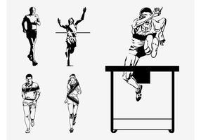 Running Athletes