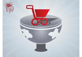 Vector Shopping Icon