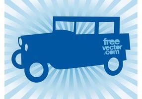 Vector-vintage-car