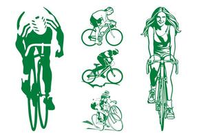 Cyclisme People Graphics