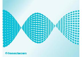 Abstract Halftone Design