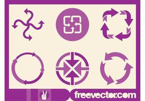 Arrows Icon Set