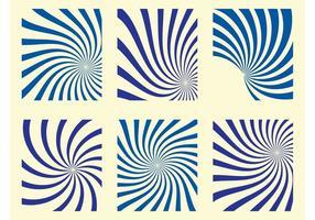 Starburst Patterns Set