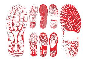 Shoe Prints Graphics