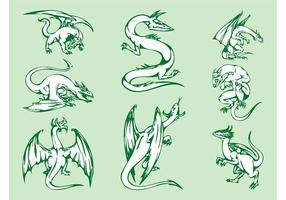 Dragons fous