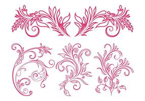 Floral Ornaments Graphics