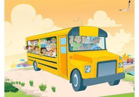 Kids-in-school-bus