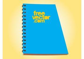 Blue Notebook Graphics