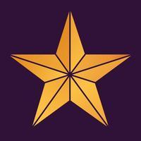 Orange-star-graphics