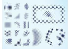 Graphiques Halftone