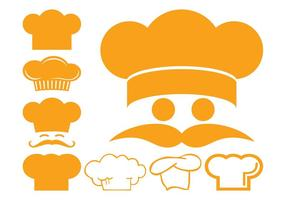 Chef Hut Icons