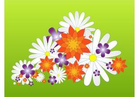 Frühlingsblüten Grafiken