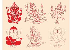 Ganesha Set